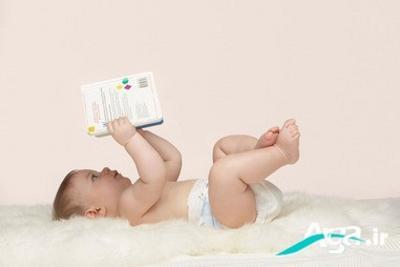 تغذیه نوزاد هفت ماهه