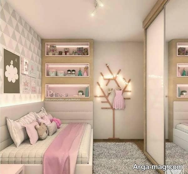 دکوراسیون اتاق خواب نوزادان