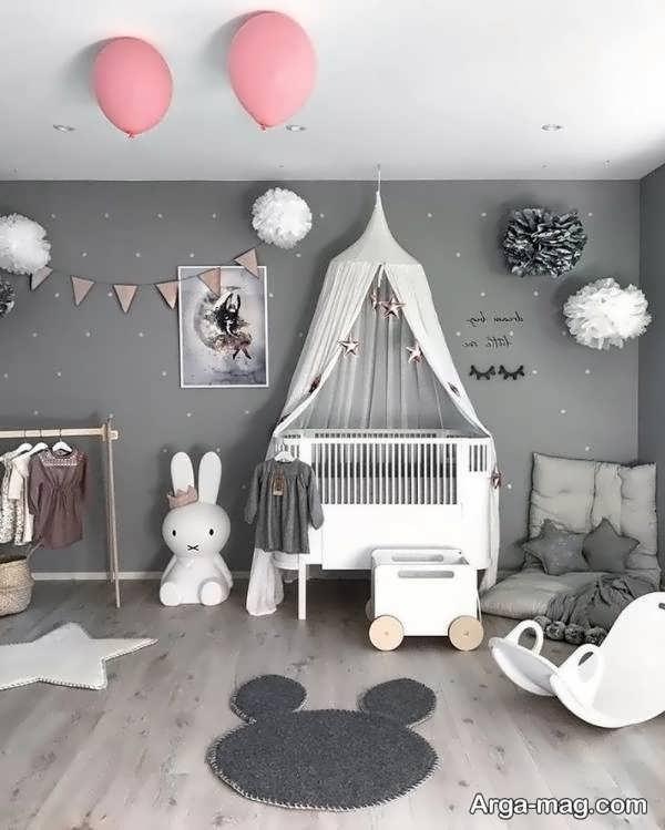 دکور اتاق خواب کودک