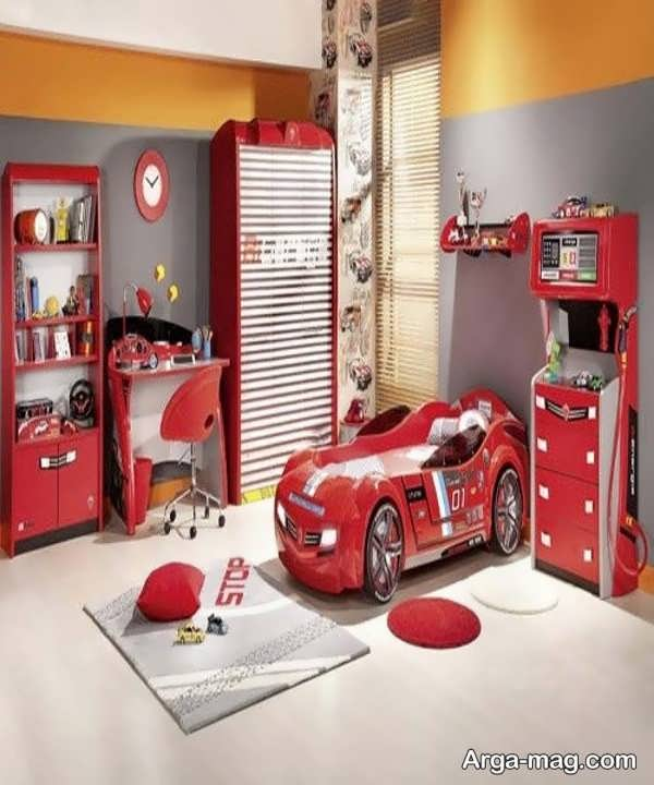جدیدترین دکوراسیون اتاق خواب کودک