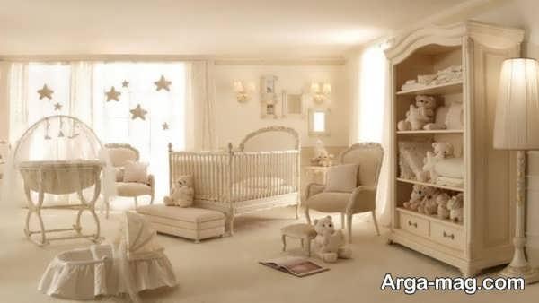 مدل سرویس خواب نوزادان