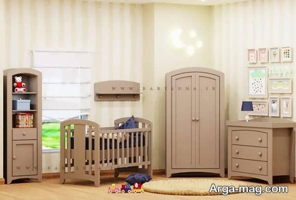 تصاویری از سرویس خواب نوزادان