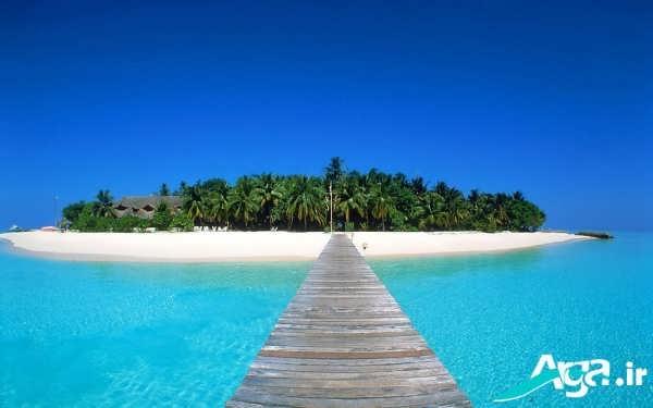 جزیره زیبا