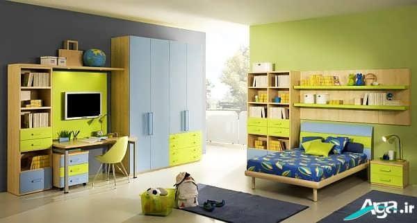 دکوراسیون اتاق خواب نوجوان