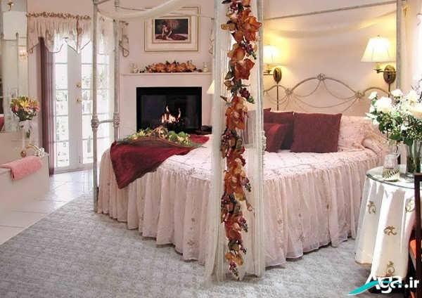 دکوراسیون داخلی اتاق عروس و داماد