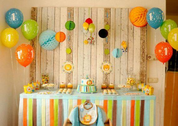 تزیین اتاق تولد