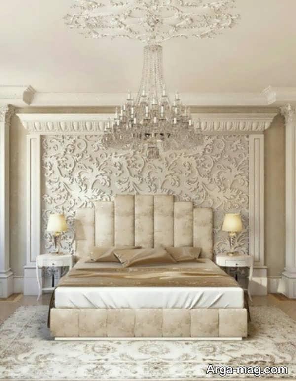 دکوراسیون اتاق خواب عروس با طراحی فوق العاده