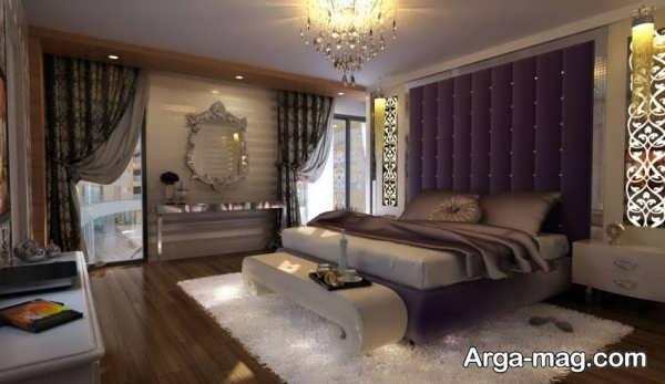 مدل دیدنی طراحی اتاق خواب عروس