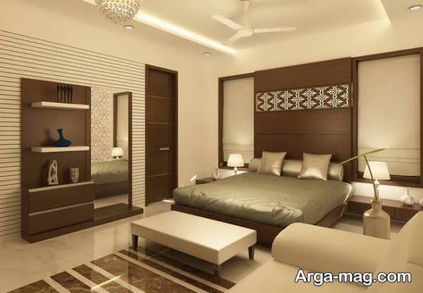 مدل فوق العاده طراحی اتاق خواب عروس