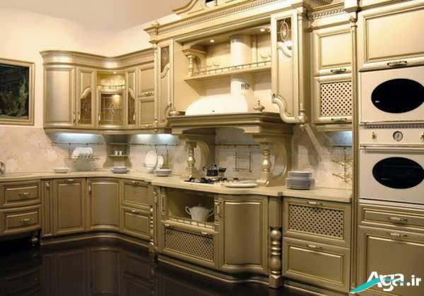 کابینت های کلاسیک شیک