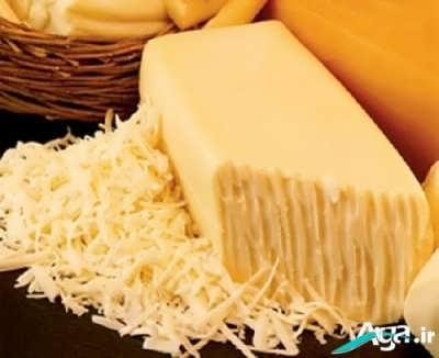 طرز تهیه پنیر پیتزا در منزل