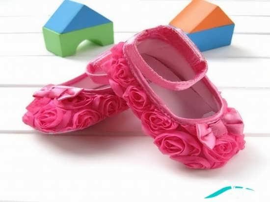 مدل کفش بچه گانه با طرح های متنوع