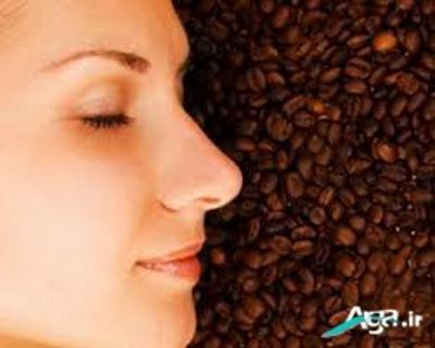 فواید قهوه برای پوست