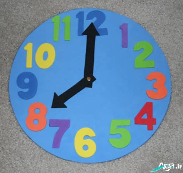 9 Clock Crafts Images And Ideas For Kids And Preschoolers
