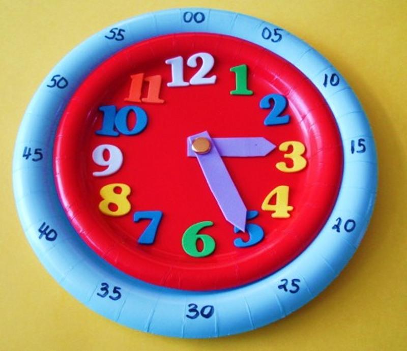 مدل های کاردستی ساعت جدید و خلاقانه