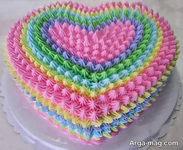 تزیینات جذاب کیک با خامه