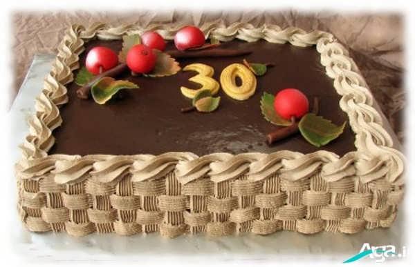 کیک تولد جدید و شیک