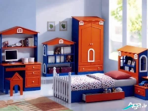 مدل چیدمان اتاق کودک