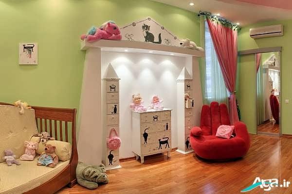 چیدمان اتاق کودک