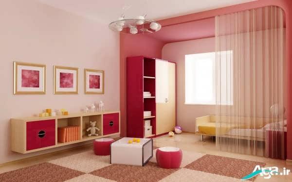 تزیین اتاق خواب کودک