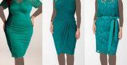 لباس مجلسی برای خانومهای چاق