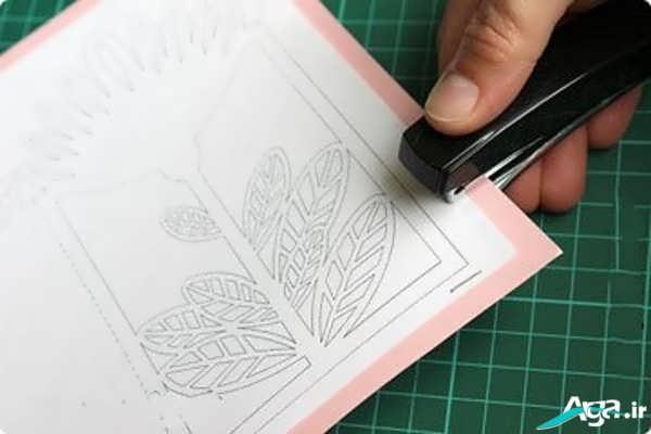 کارت پستال دست ساز
