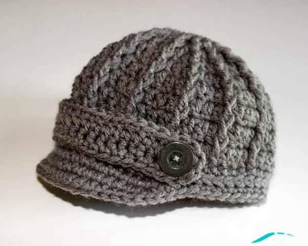 بافت کلاه پسرانه