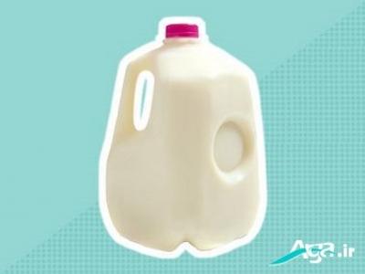 اثرات شیر سرد در سوختگی