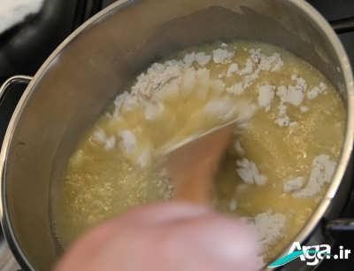 طرز تهیه کاچی بسیار خوشمزه