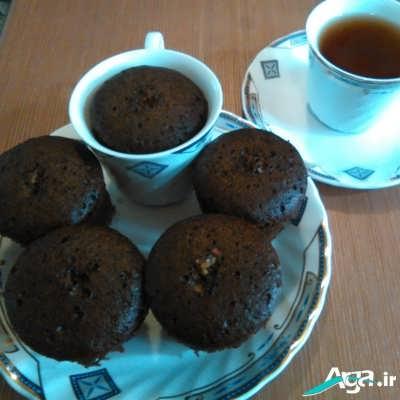روش تهیه کیک فنجانی