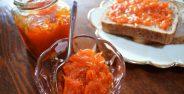 طرز تهیه مربای هویج