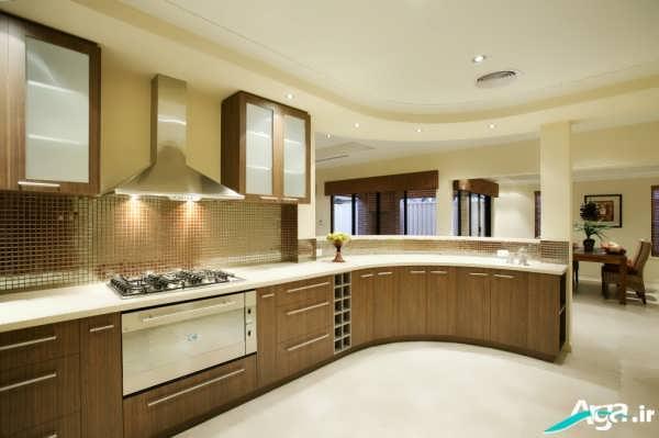 دکوراسیون داخلی آشپزخانه جدید