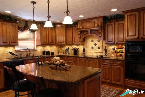 دیزاین آشپزخانه جدید