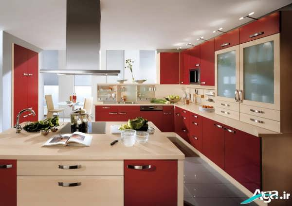 دیزاین و چیدمان آشپزخانه