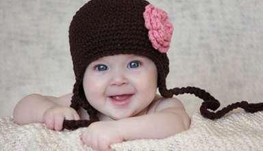 آموزش بافت کلاه نوزاد