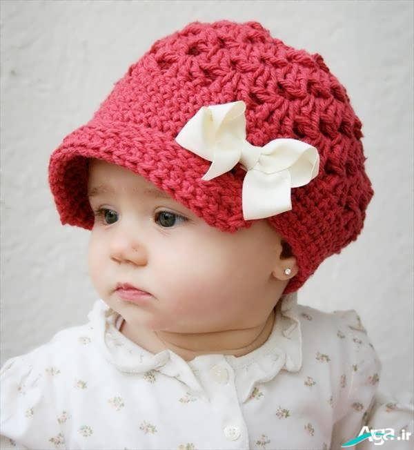 بافت کلاه نوزاد