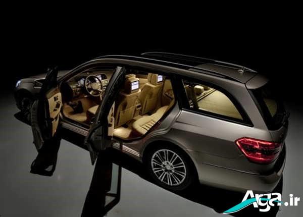 عکسی بسیار زیبا از ماشین مرسدس بنز