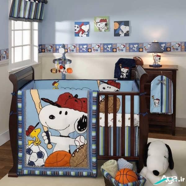 مدل تختخواب نوزاد