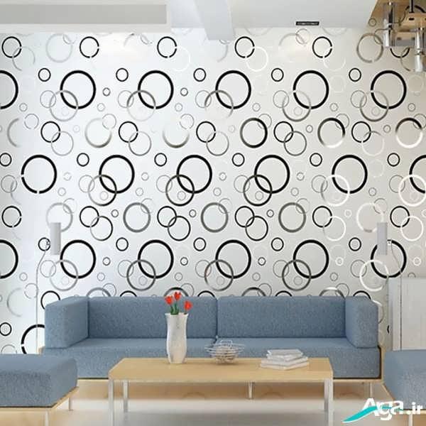 کاغذ دیواری منزل