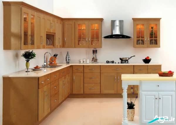 مدل جدید آشپزخانه مدرن و شیک
