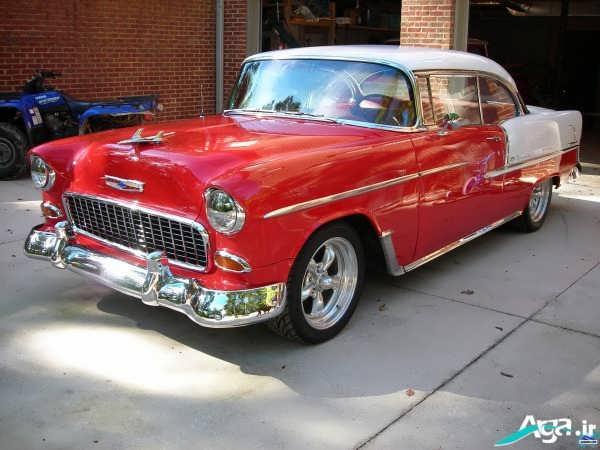 ماشین قدیمی زیبا