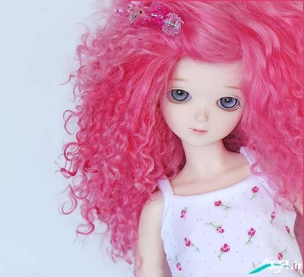 عکس فانتزی دخترانه عروسکی
