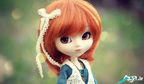 عکس پروفایل عروسکی