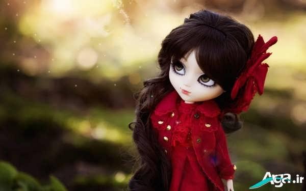 عکس دخترانه عروسکی