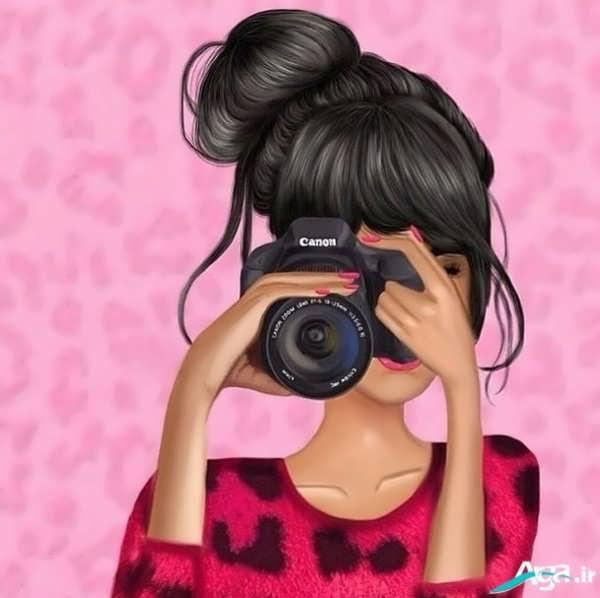 عکس دخترانه فانتزی و زیبا