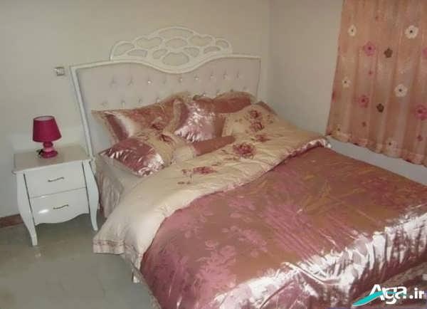 عکس اتاق خواب عروس