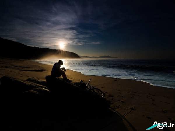 عکس جدید تنهایی