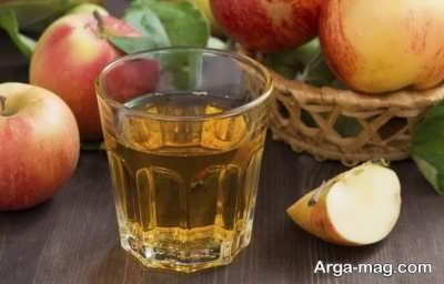 بررسی خواص سرکه سیب