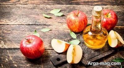 خاصیت بی نظیر سرکه سیب