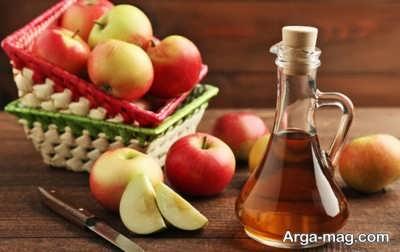 کاربرد عجیب سرکه سیب